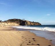 Du sable, de l'eau et du soleil...