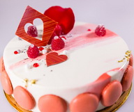 Délicatesse et finesse pour la St Valentin