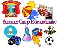 Un camp d'été tout en français