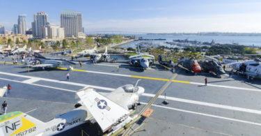 Visiter l'USS Midway Museum à San Diego