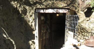Une mine d'or à Julian, Eagle Mining Co - Visite originale et instructive