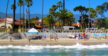 Visite de Santa Barbara en une journée