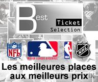 Best Ticket Selection – Billets spectacles et évènements sportifs à Los Angeles et San Diego