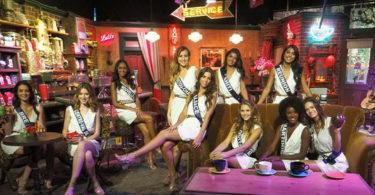 Les 30 Miss régionales à Los Angeles avant l'election de Miss France 2018