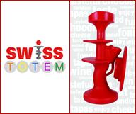 SWISS Totem, Un nouveau concept de mange debout prend racine sur vos terrasses !
