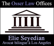 The Osser Law Office – Elie Seyedian