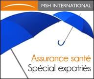 MSH / InternationalAssurance spécial expatriés