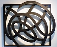Bob et Simon Oré présentent leur nouvelle galerie d'art
