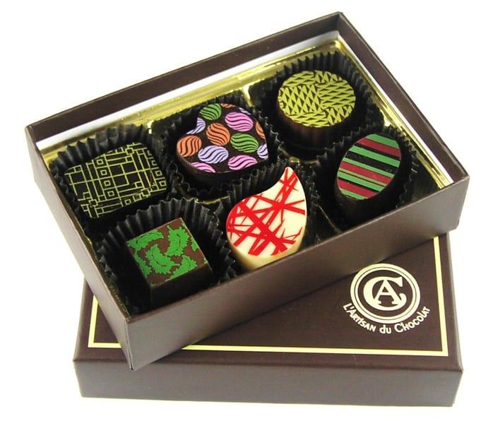 De délicieux chocolats en un clic