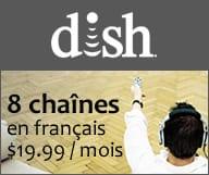 DISH Network - $19.99 / mois