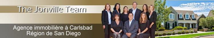 The Jonville Team - Agence immobilière Californie