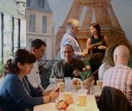 Les Petits déjeuners du French District à Los Angeles