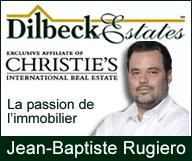 Jean-Baptiste Rugiero, Dilbeck Estates