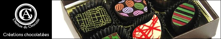 La chocolaterie L'Artisan du Chocolat
