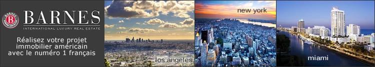 BARNES <br> International Luxury Real Estate