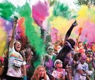 Courez colorés !