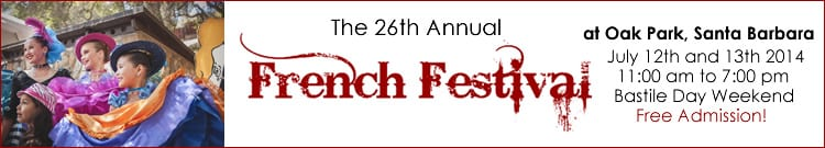 Santa Barbara French Festival