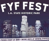 2 jours de concert au LA State Historic Park