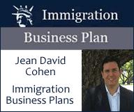 Jean David Cohen - Immigration Business plan