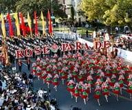 La Parade des Roses de Pasadena