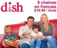 Dish Chaines francaises aux Etats-Unis