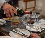 Des verres et des Bordeaux découverts