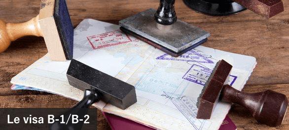Le visa B-1/B-2