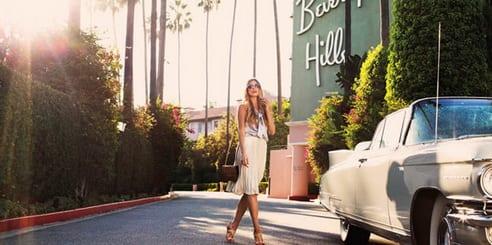 Un weekend de luxe à Los Angeles