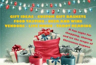 Et vos courses de Noël ?