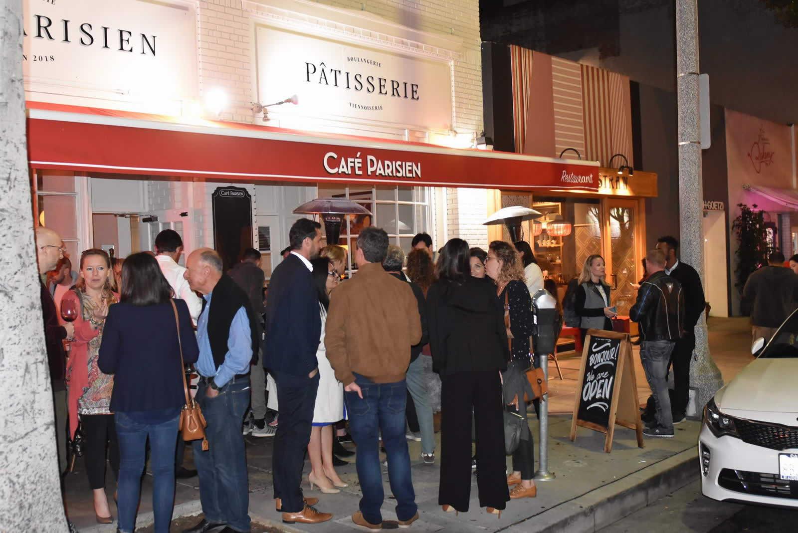 Retour en images sur l'Apéro FD à Café Parisien