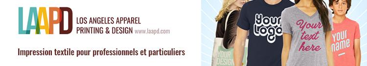 LAAPD | Los Angeles Apparel Printing & Design