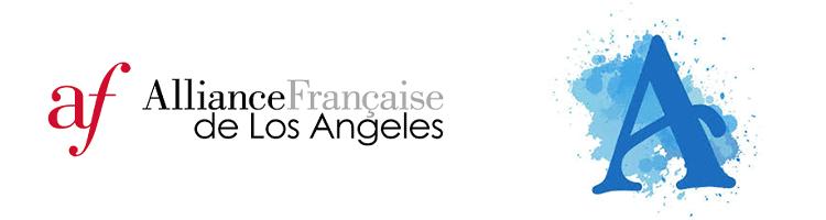 logos alliance française et Atmosphère Mar Vista