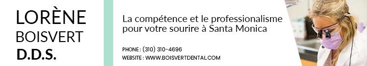 Lorène Boisvert D.D.S