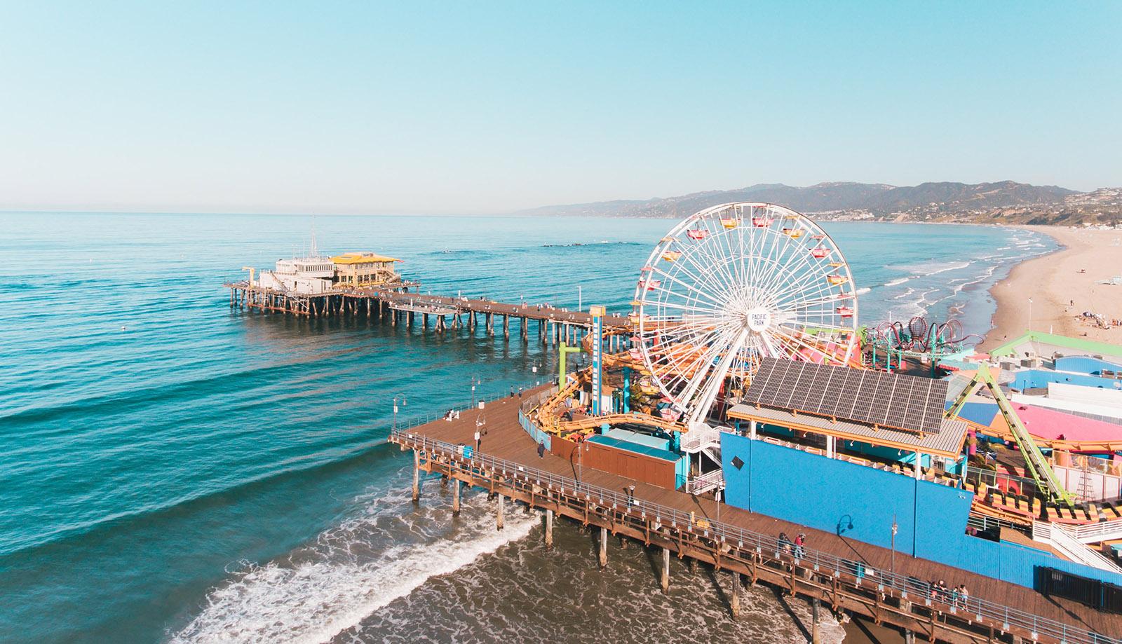 Le meilleur de Santa Monica