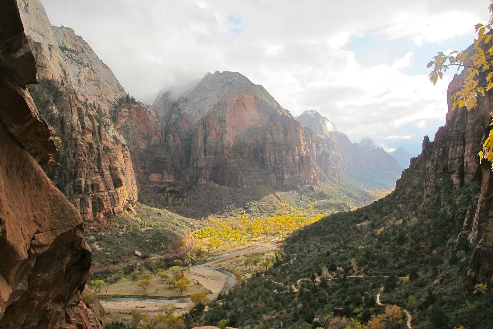 Les plus beaux canyons des États-Unis