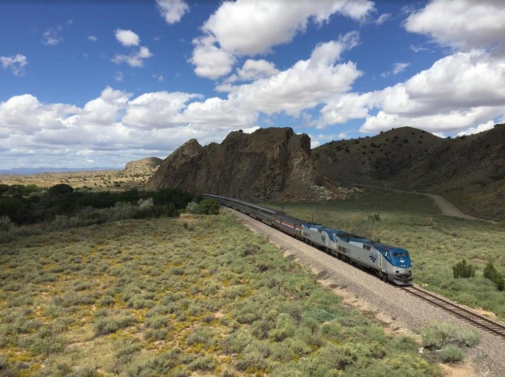 Les trains de légende aux États-Unis