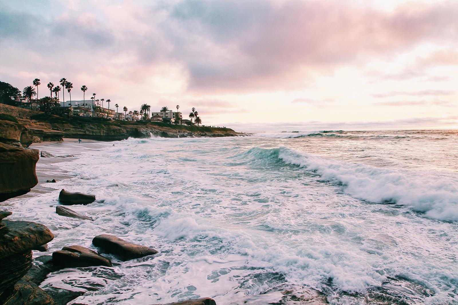 San Diego, hier, aujourd'hui, demain