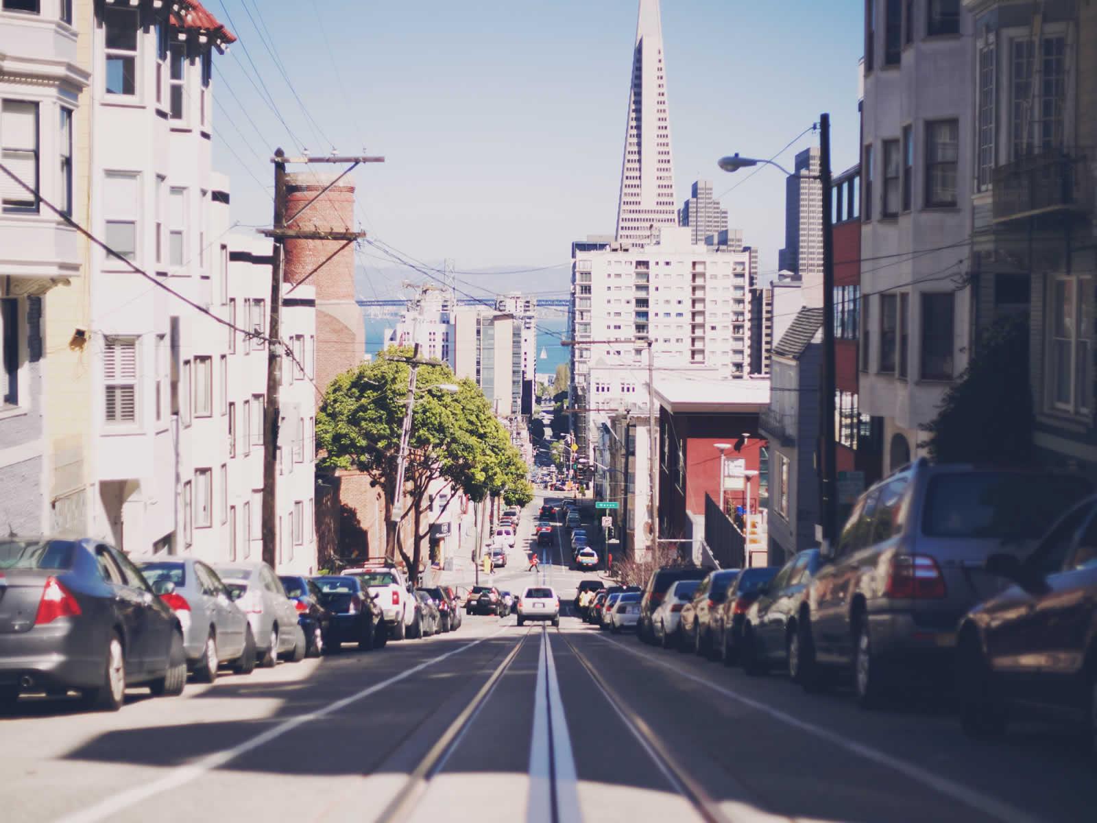 Le temps d'un week-end à San Francisco