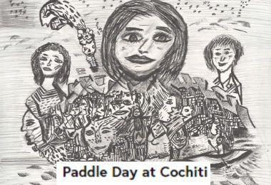 Paddle Day at Cochiti