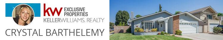 Crystal Barthelemy – Keller Williams Exclusive Properties