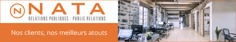 Nata PR – Relations publiques