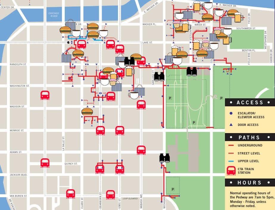 chicago-pedway-sous-terrain-map