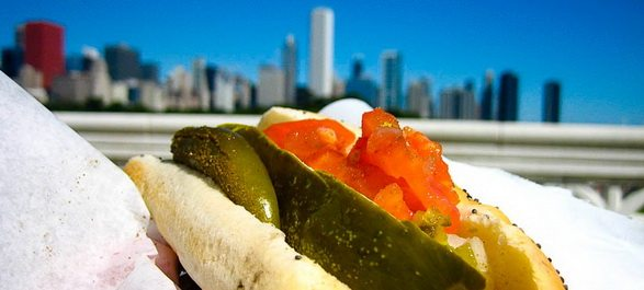 La véritable recette du hot dog de Chicago