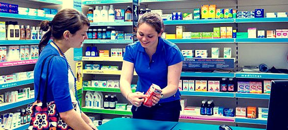 Les médicaments moins chers à Chicago