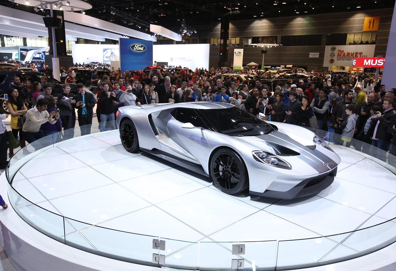 Le Chicago Auto Show