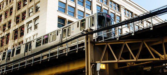 Le « EL », le métro mythique de Chicago