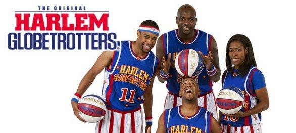 Les Harlem Globetrotters, les rigolos du ballon rond