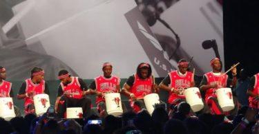 Les Bucket Boys de Chicago