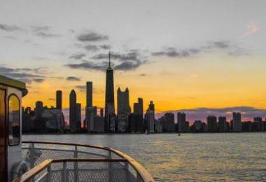 Une croisière sur la Chicago River
