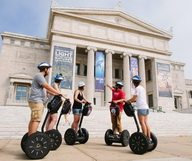 Segments de Chicago en Segway